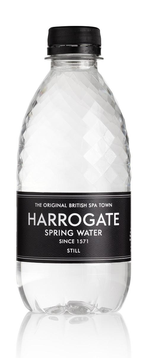 Harrogate вода минеральная негазированная, 330 мл холст 50x50 printio symbol cube