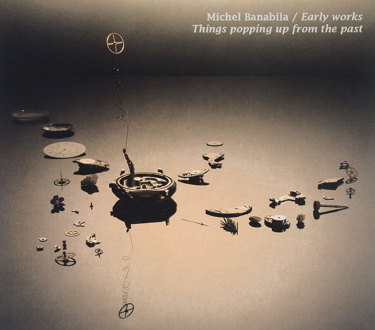 Michel Banabila Michel Banabila. Early Works. Things Popping Up From The Past early works i