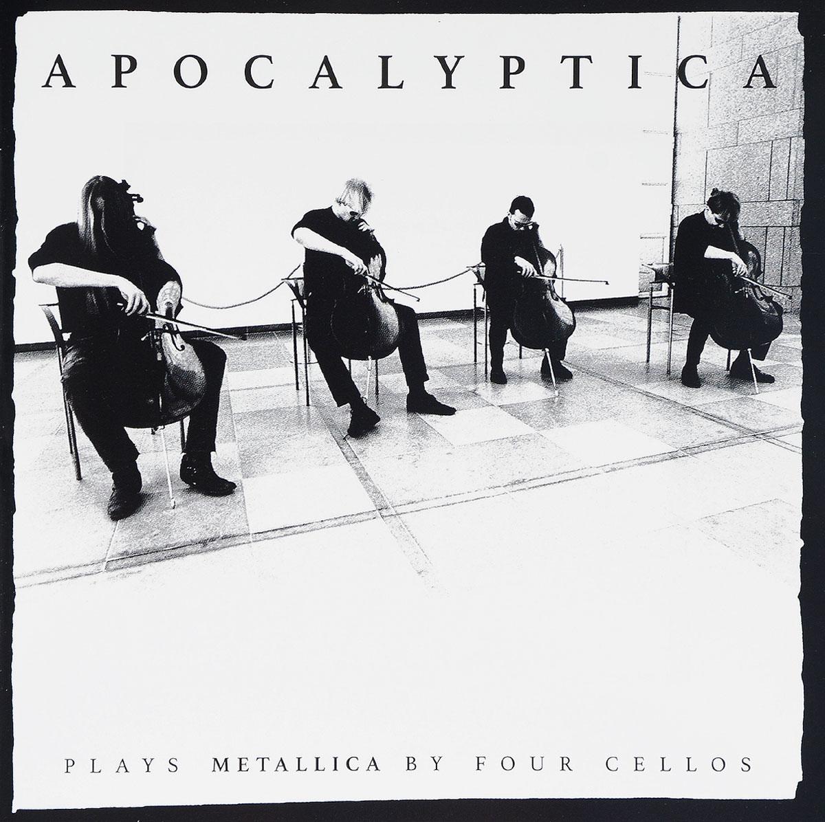 Apocalyptica Apocalyptica. Plays Metallica By Four Cellos four major plays volume i