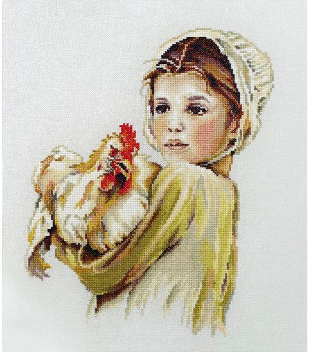 Набор для вышивания крестом РТО