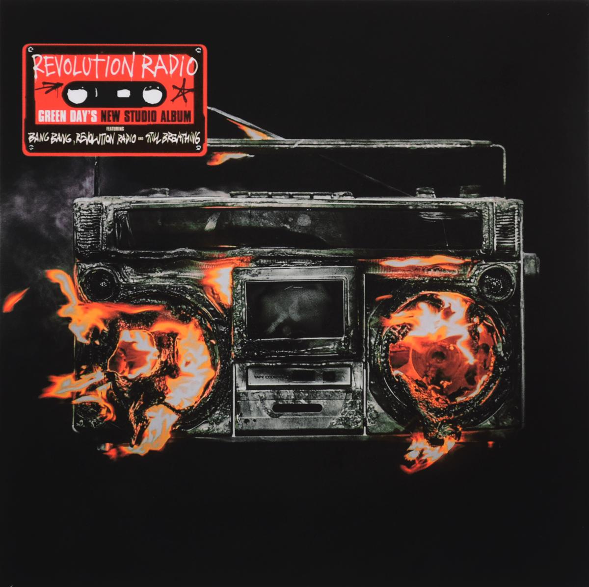 Green Day Green Day. Revolution Radio