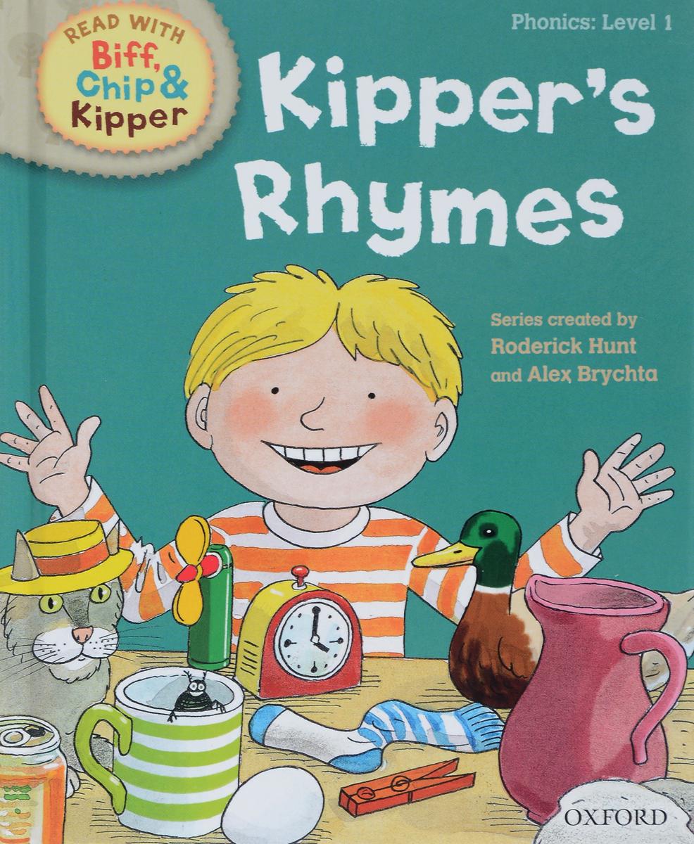 Kipper's Rhymes: Level 1 my phonics 1 the alphabet student s book учебник