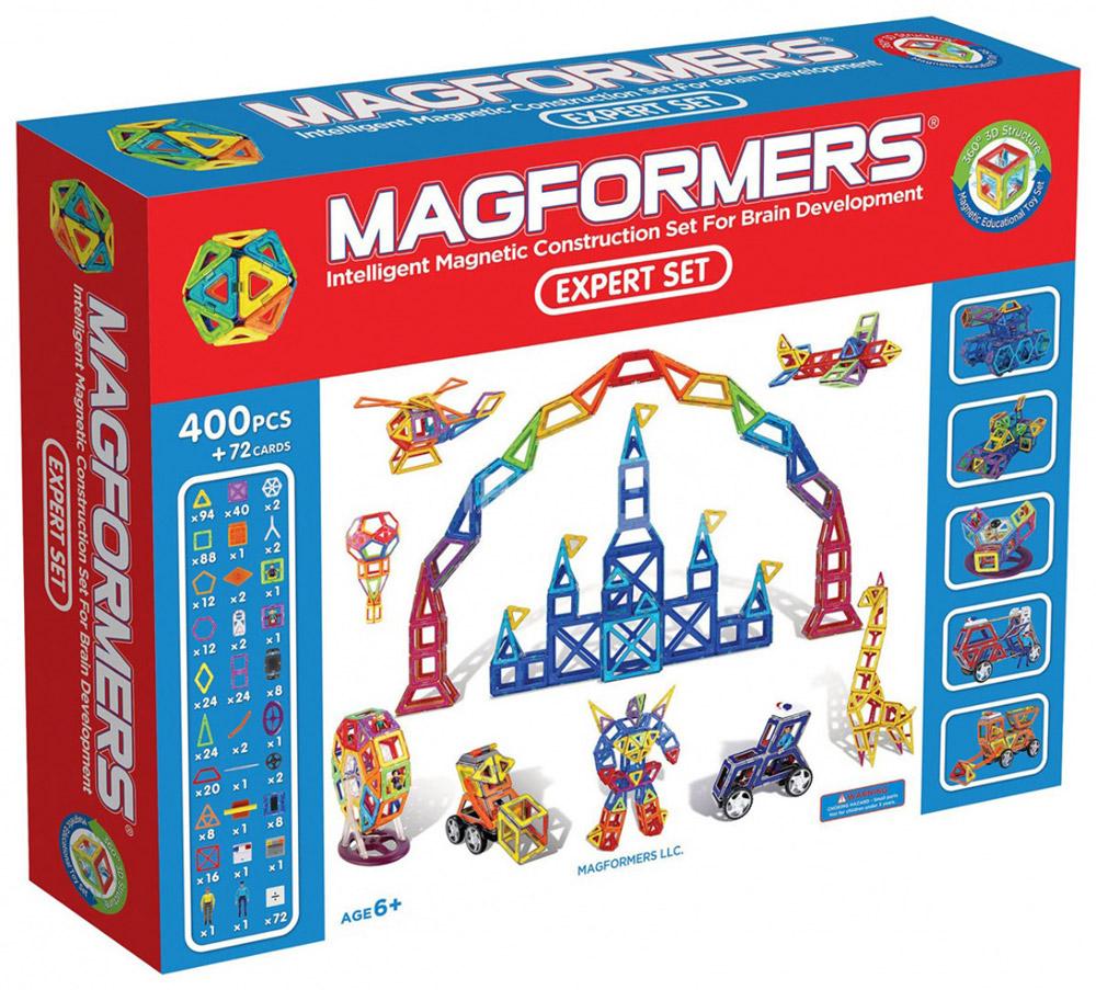 Magformers Магнитный конструктор EXPERT Set ubtech робот конструктор jimu inventor