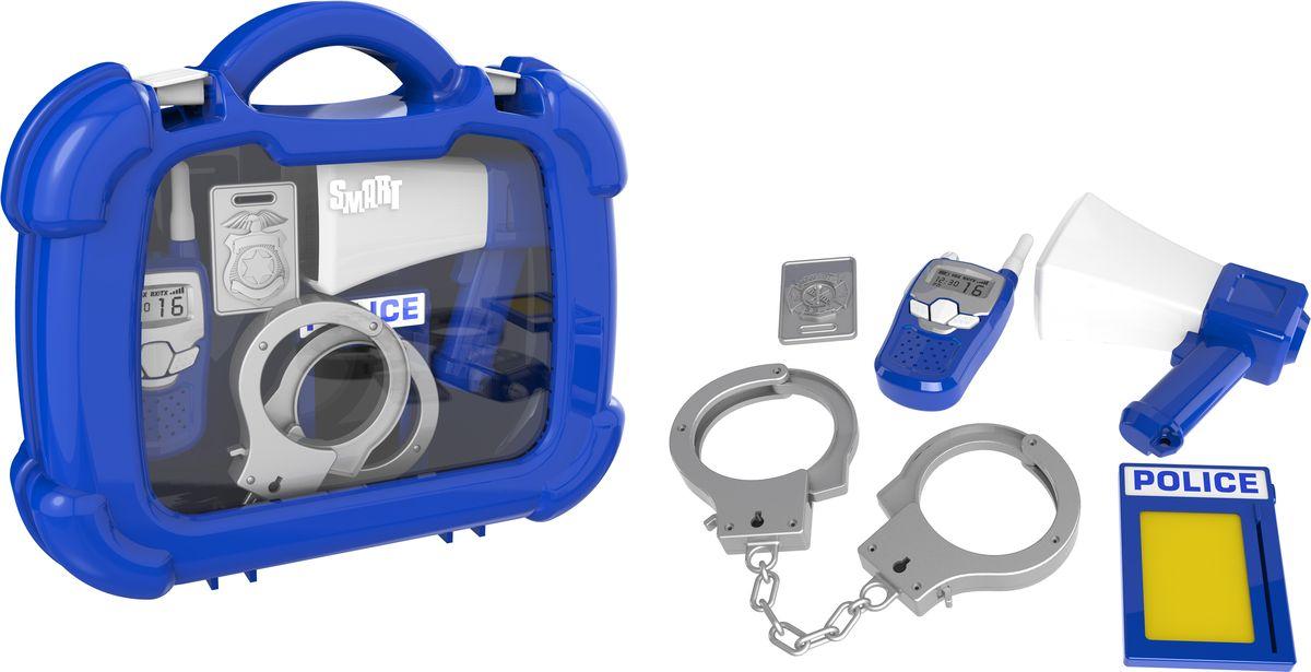 HTI Игровой набор Полицейский в кейсе - Сюжетно-ролевые игрушки