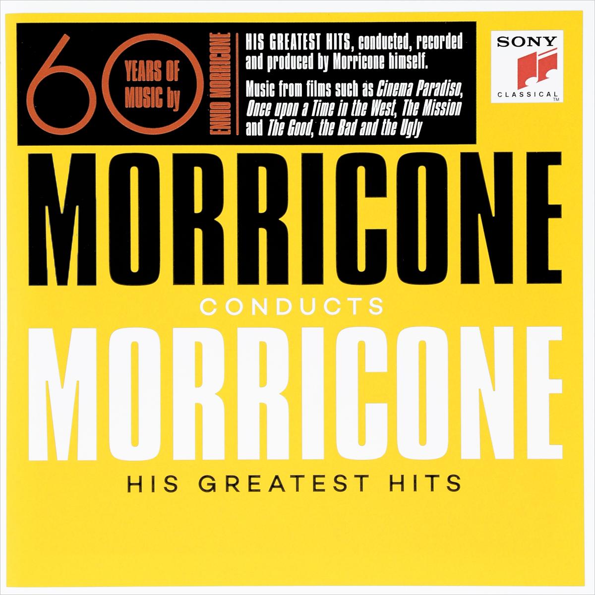 Эннио Морриконе Ennio Morricone. His Greatest Hits энрике иглесиас enrique iglesias greatest hits deluxe edition cd dvd