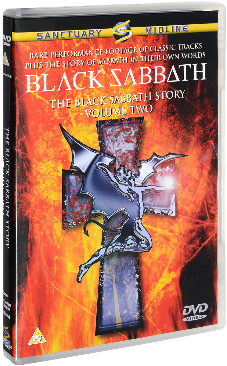 Black Sabbath: The Black Sabbath: Story Volume Two 8 units apartment video intercom system 7 inch monitor video doorbell door phone kits ir night vision camera for multi units