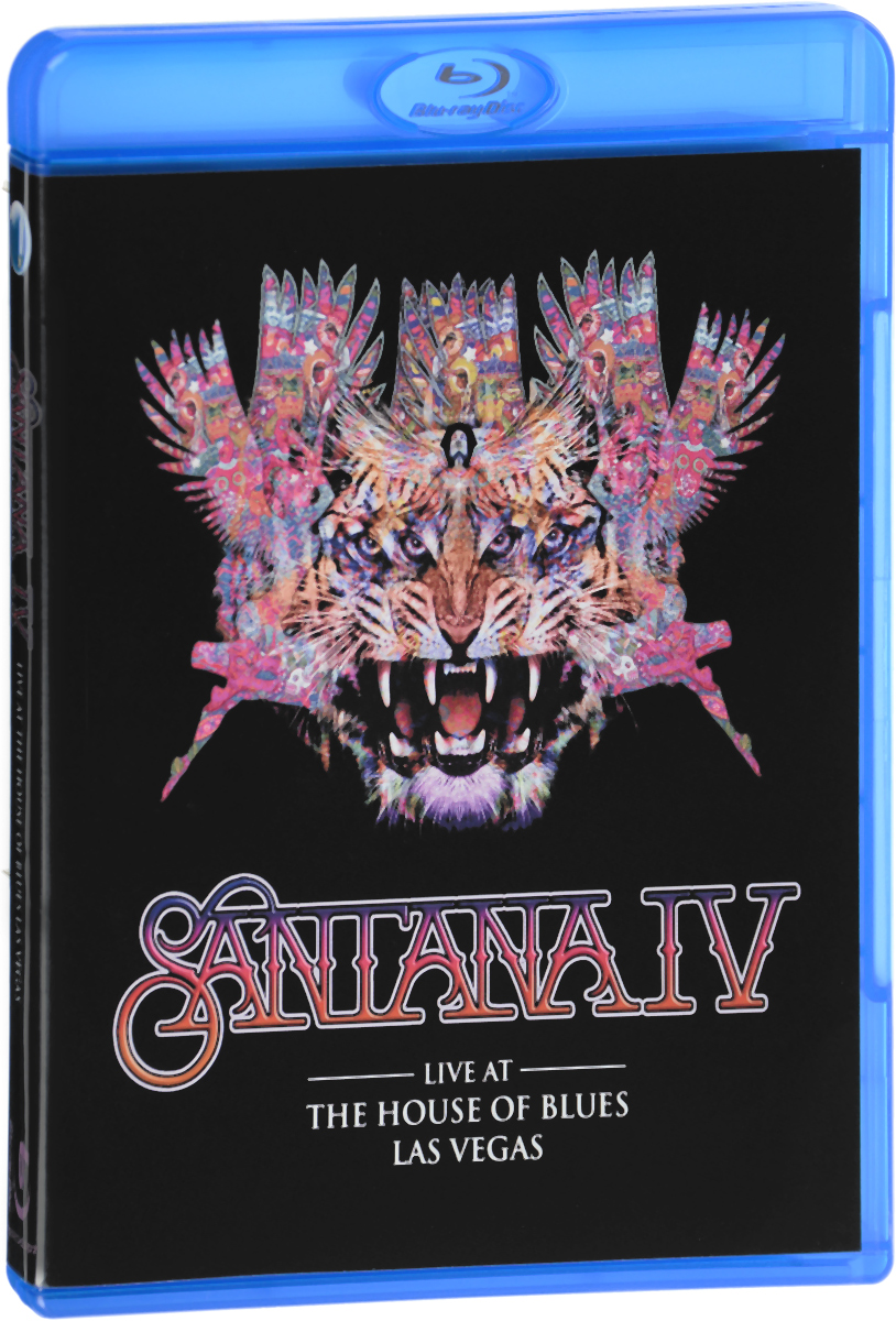 Santana 4: Live At The House Of Blues Las Vegas (Blu-ray) the house of the dead