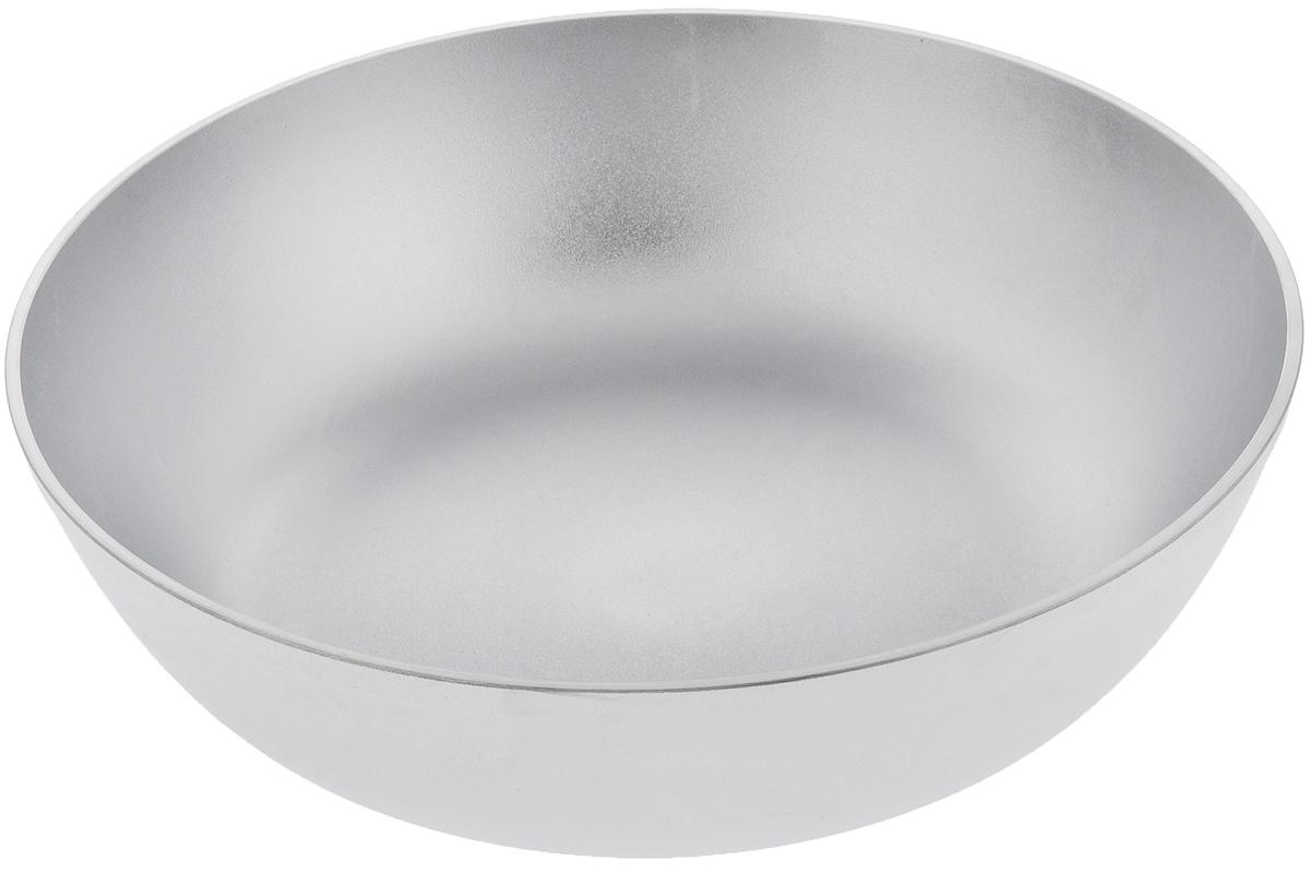 Сковорода Kukmara, без ручки. Диаметр 30 см. С305С305Сковорода Kukmara изготовлена из литого алюминия. Она идеально подходит для жарки мяса, запекания, тушения овощей, еда в такой посуде не пригорает, а томится как в русской печи. Толстостенная сковорода обеспечивает быстрое и равномерное распределение тепла по всей поверхности. Сковорода экологически безопасная и не подвергается деформации. Такая сковорода понравится как любителю, так и профессионалу. Сковорода подходит для газовых и электрических плит, но кроме индукционных. Диаметр сковороды по верхнему краю: 30 см. Высота стенки: 8,5 см.