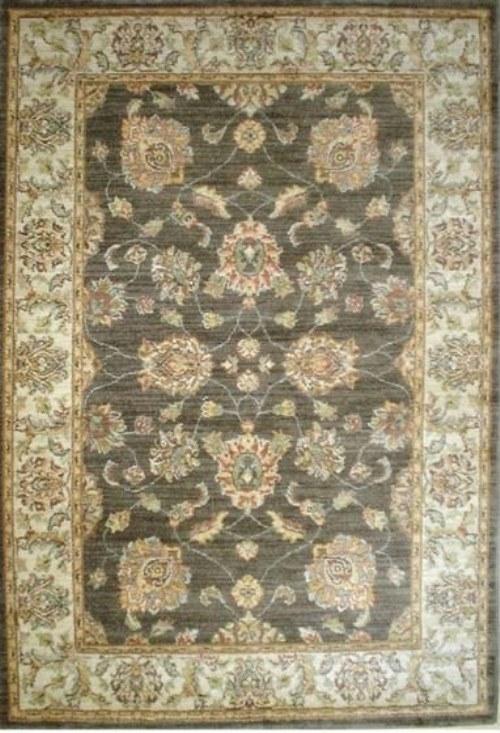 Ковер Oriental Weavers Бабилон, цвет: темно-бежевый, 120 х 180 см. 1116911169Высокоплотный ковер Oriental Weavers Бабилон, выполненный из шерсти и полипропилена, с традиционным восточным дизайном и эффектом состаривания станет отличным дополнением интерьера и придаст ему неповторимый классический оттенок. Качественный состав, традиционные персидские дизайны делают ковры этой коллекции незаменимым украшением самого изысканного интерьера.