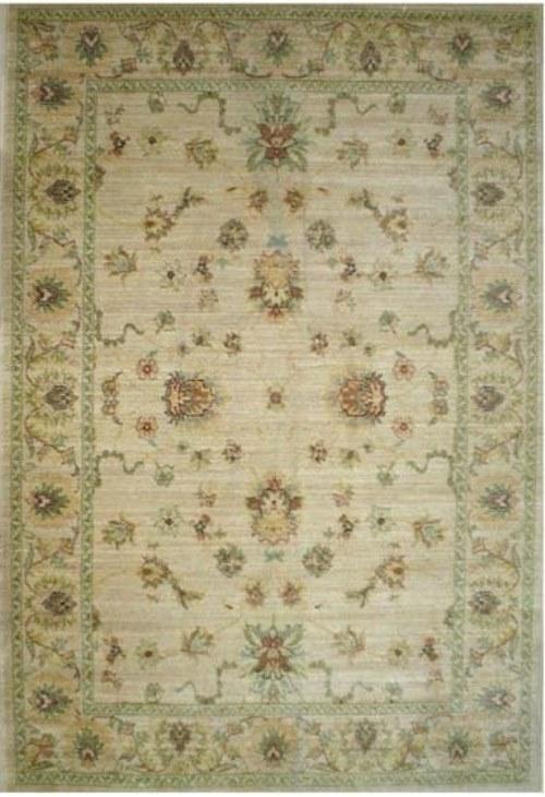 Ковер Oriental Weavers Бабилон, цвет: светло-коричневый, 120 х 180 см. 1117611176Высокоплотный ковер Oriental Weavers Бабилон, выполненный из шерсти и полипропилена, с традиционным восточным дизайном и эффектом состаривания станет отличным дополнением интерьера и придаст ему неповторимый классический оттенок. Качественный состав, традиционные персидские дизайны делают ковры этой коллекции незаменимым украшением самого изысканного интерьера.