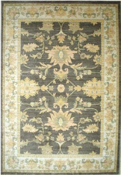 Ковер Oriental Weavers Бабилон, цвет: серый, белый, 120 х 180 см. 11177