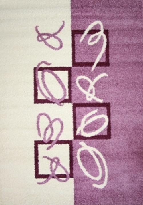 Ковер Oriental Weavers Транс, цвет: розовый, 120 х 170 см. 1466414664Прикроватный коврик Oriental Weavers выполнен из полипропилена. Изделие долго прослужит в вашем доме, добавляя тепло и уют, а также внесет неповторимый колорит в интерьер любой комнаты.Такой коврик отлично подойдет к вашему интерьеру.