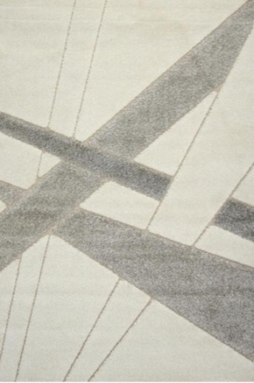 Ковер Oriental Weavers Леа, цвет: коричневый, 80 х 140 см. 14913 ковер oriental weavers транс цвет розовый 80 х 140 см 16744