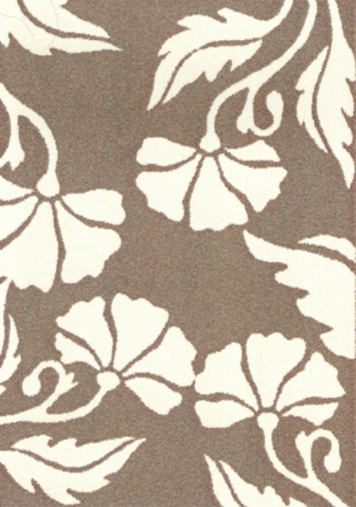 Ковер Oriental Weavers Варшава, цвет: светло-коричневый, 80 х 140 см. 16843 ковер oriental weavers транс цвет розовый 80 х 140 см 16744