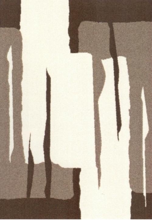 Ковер Oriental Weavers Варшава, цвет: светло-коричневый, 80 х 140 см. 16848 ковер oriental weavers варшава цвет светло коричневый 80 х 140 см 17229