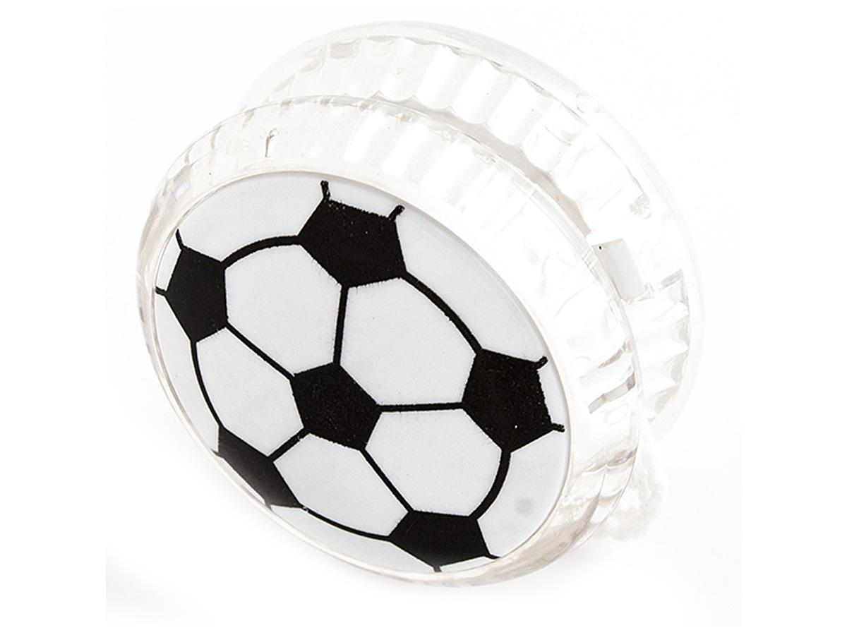 Россия Волчок на шнуре Yo-Yo Футбол №1 Эврика yo kai watch мягкая игрушка walkappa 16 см
