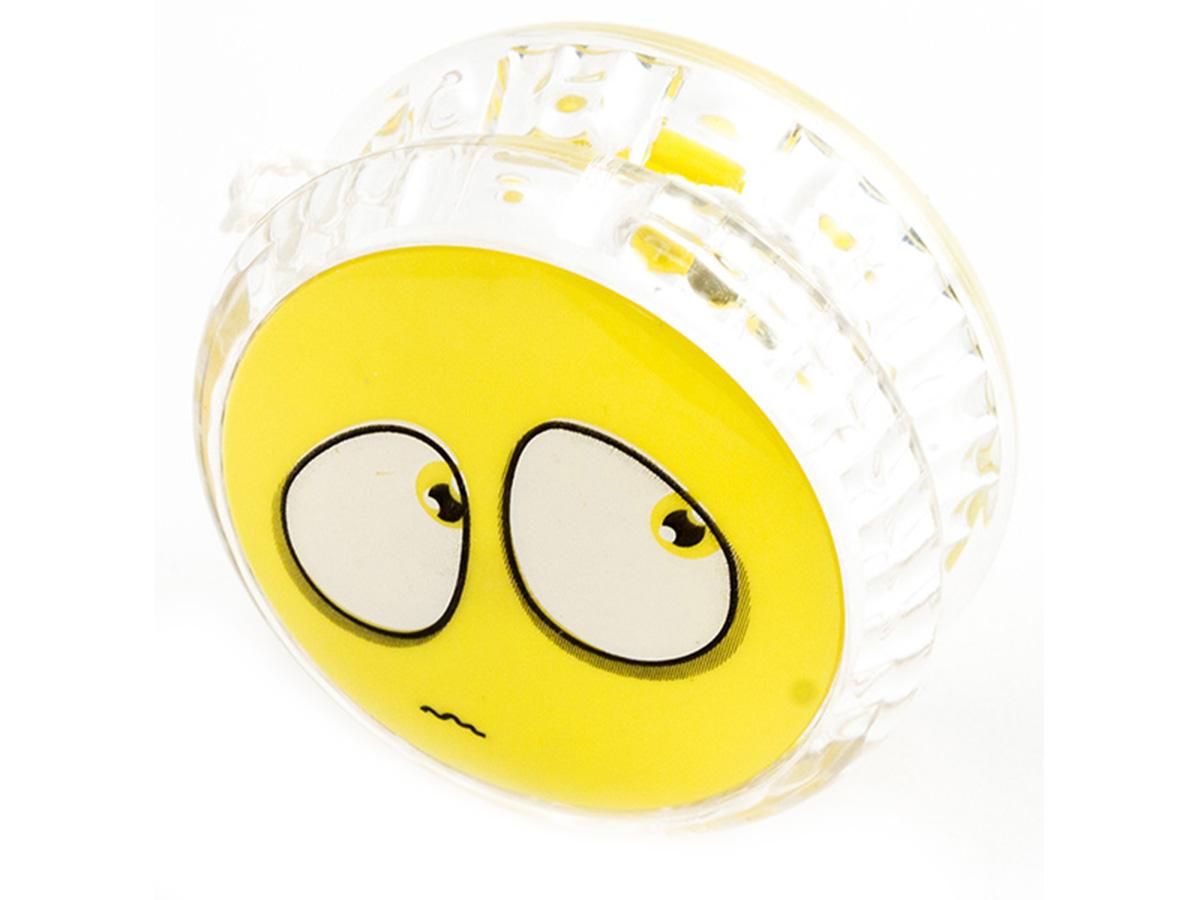 Россия Волчок на шнуре Yo-Yo Смайл Эврика цвет желтый yo kai watch мягкая игрушка walkappa 16 см