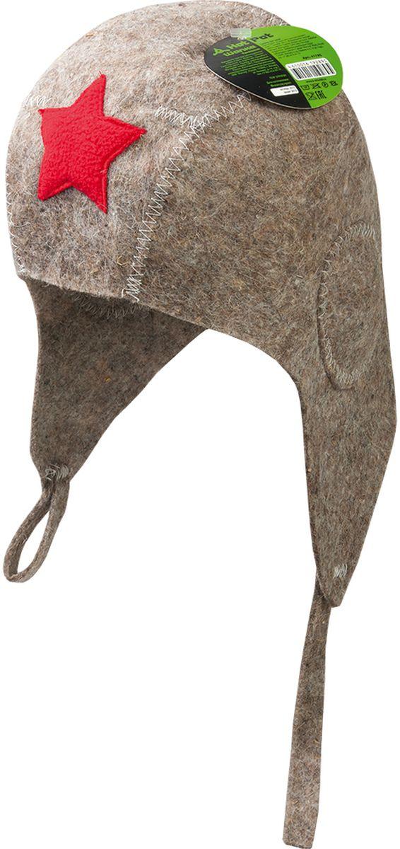 Шапка для бани и сауны Hot Pot Танкист41190Шапка для бани и сауны Hot Pot — это необходимый аксессуар при посещении парной. Такая шапка защитит от головокружения и перегрева головы, а также предотвратит ломкость и сухость волос. Изделие замечательно впитывает влагу, хорошо сидит на голове, обеспечивает комфорт и удовольствие от отдыха в парилке. Незаменима в традиционной русской бане, также используется в финских саунах, где температура сухого воздуха может достигать 100°С. Шапка выполнена в оригинальном дизайне.