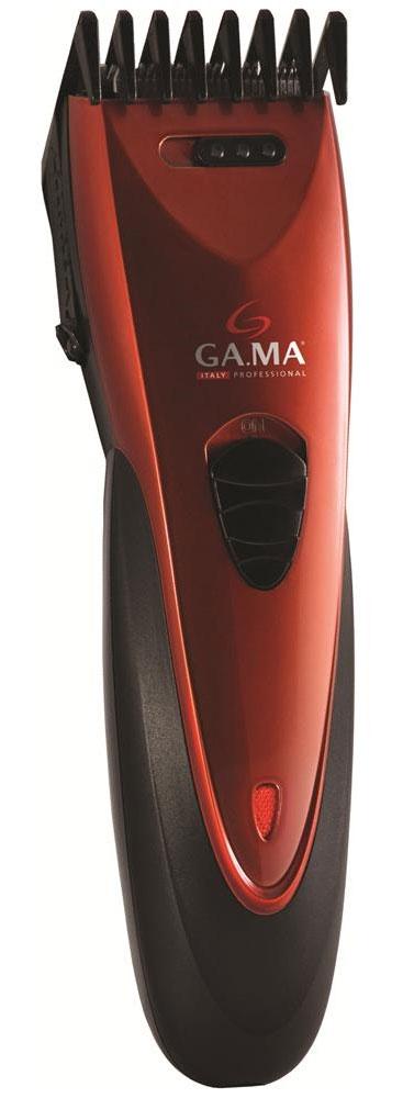 GA.MA T21.GC545 машинка для стрижки волосT21.GC545Универсальная машинка для стрижки волос GA.MA T21.GC545.