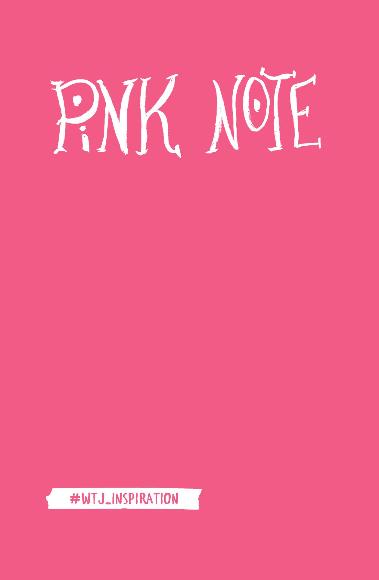 Pink Note. Романтичный блокнот с розовыми страницами silver note креативный блокнот с серебряными страницами мяг обл а5 192 стр