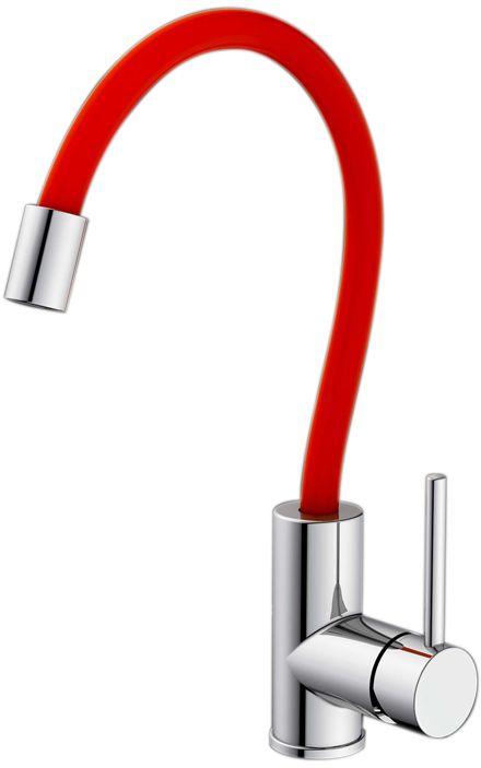 Смеситель для кухни Iddis Kitchen 360, цвет: хром, красный. K36SBJRi05K36SBJRi05Смеситель для кухни Iddis Kitchen изготовлен из высококачественной первичной латуни, прочной, безопасной и стойкой к коррозии. Инновационные технологии литья и обработки латуни, а также увеличенная толщина стенок смесителя обеспечивают его стойкость к перепадам давления и температур. Увеличенное никель-хромовое покрытие полностью соответствует европейским стандартам качества, обеспечивает его стойкость и зеркальный блеск в течение всего срока службы изделия. Благодаря гладкой внутренней поверхности смесителя, рассекателям в водозапорных механизмах и аэратору он имеет минимальный уровень шума.Надежный картридж Sedal обеспечивает увеличенный срок службы смесителя.Съемный пластиковый аэратор Neoperl гарантирует ровный и мягкий поток воды без брызг. Встроенный ограничитель потока оптимизирует расход воды без потери комфорта при использовании. Смеситель оборудован картриджем Kerox со специальной встроенной системой шумопоглощения, который обеспечивает долгий срок службы смесителя. Особенность: внутренний шланг из нержавеющей стали - особая система соединения звеньев внутреннего шланга из нержавеющей стали придает гибкость и прочность изливу. Излив будет держать свою форму, не деформируясь со временем. Гарантия на смесители Iddis - 10 лет.