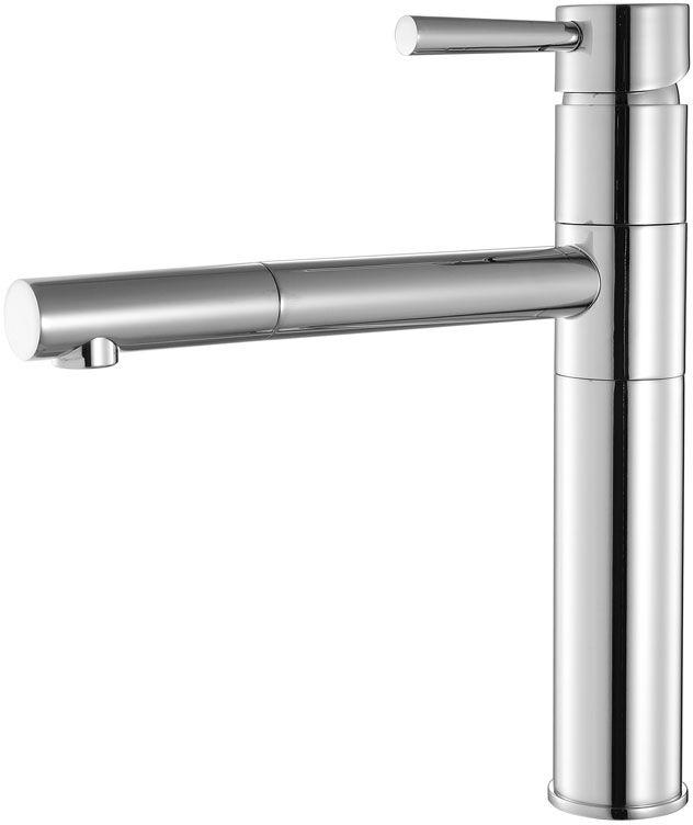Смеситель для кухни Iddis Strit, цвет: хромSTRSBS0i05Смеситель для кухни Iddis Strit изготовлен из высококачественной первичной латуни, прочной, безопасной и стойкой к коррозии. Инновационные технологии литья и обработки латуни, а также увеличенная толщина стенок смесителя обеспечивают его стойкость к перепадам давления и температур. Увеличенное никель-хромовое покрытие полностью соответствует европейским стандартам качества, обеспечивает его стойкость и зеркальный блеск в течение всего срока службы изделия. Благодаря гладкой внутренней поверхности смесителя, рассекателям в водозапорных механизмах и аэратору он имеет минимальный уровень шума.В комплекте: гибкая подводка, крепеж, пластиковая проставка для надежной фиксации смесителя на мойкеОсобенность: вращающийся носик излива.Гарантия на смесители Iddis - 10 лет.