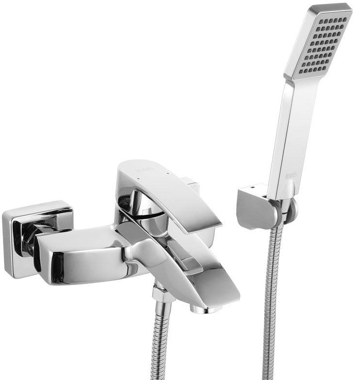 Смеситель для ванны Iddis Vane, с коротким изливом, цвет: хромYA23177CСмеситель для ванны Iddis Vane изготовлен из высококачественной первичной латуни, прочной, безопасной и стойкой к коррозии. Инновационные технологии литья и обработки латуни, а также увеличенная толщина стенок смесителя обеспечивают его стойкость к перепадам давления и температур. Увеличенное никель-хромовое покрытие полностью соответствует европейским стандартам качества, обеспечивает его стойкость и зеркальный блеск в течение всего срока службы изделия. Благодаря гладкой внутренней поверхности смесителя, рассекателям в водозапорных механизмах и аэратору он имеет минимальный уровень шума.Ручная фиксация дивертора позволяет комфортно принимать душ даже при низком давлении воды. Смеситель оборудован картриджем Kerox со специальной встроенной системой шумопоглощения, который обеспечивает долгий срок службы смесителя.Съемный пластиковый аэратор Neoperl гарантирует ровный и мягкий поток воды без брызг. Встроенный ограничитель потока оптимизирует расход воды без потери комфорта при использовании.В комплекте: лейка и шланг из нержавеющей стали длиной 1,5 м с защитой от перекручивания. Гарантия на смесители Iddis - 10 лет. Гарантия на лейку и шланг составляет 3 года.