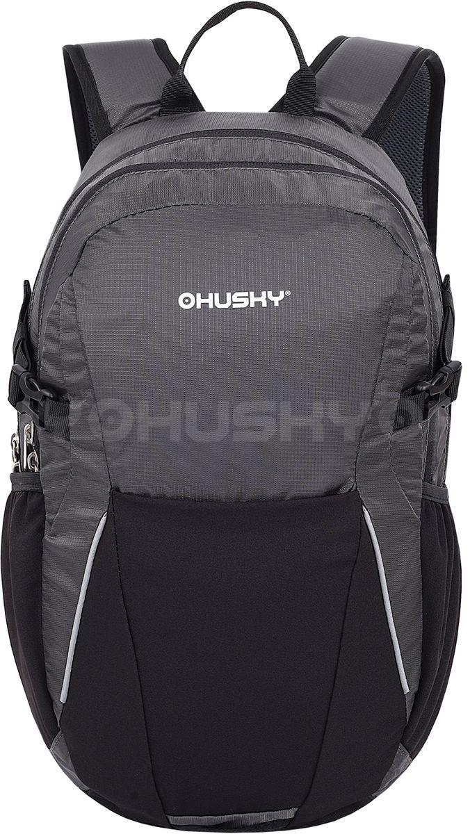 Рюкзак городской Husky Maker, цвет: черный, 20 л плащ husky husky hu011ewqrr50