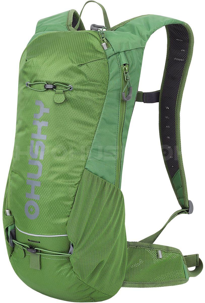 Вело-рюкзак городской Husky Pelen, цвет: зеленый, 13 лУТ-000069871Городской вело-рюкзак Pelen от бренда Husky.Особенности: - водонепроницаемая ткань, - система вентиляции спины AMS,- внутренний органайзер, - крепеж для палок и инструмента, - накидка от дождя, - боковые карманы,-светоотражающие элементы.Материал: Полиэстер 420D Diamond Ripstop, полиэстер 420D Ripstop PU;Размер: 49 х 21 х 14 см; Вес: 500 г.