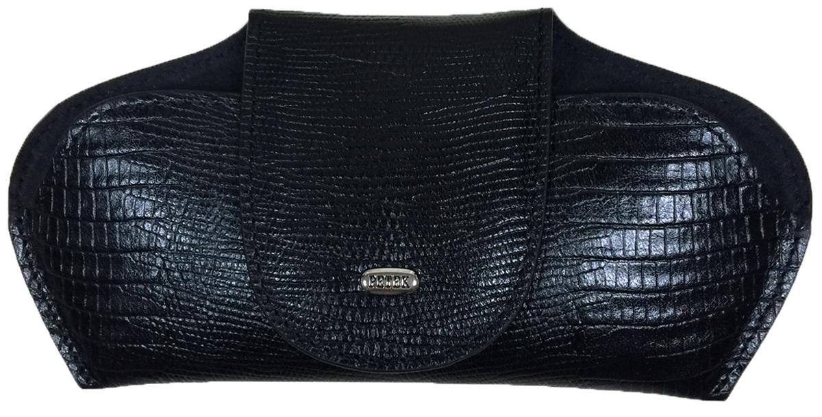 Футляр для очков Petek 1855, цвет: черный. 632.041.01 цена