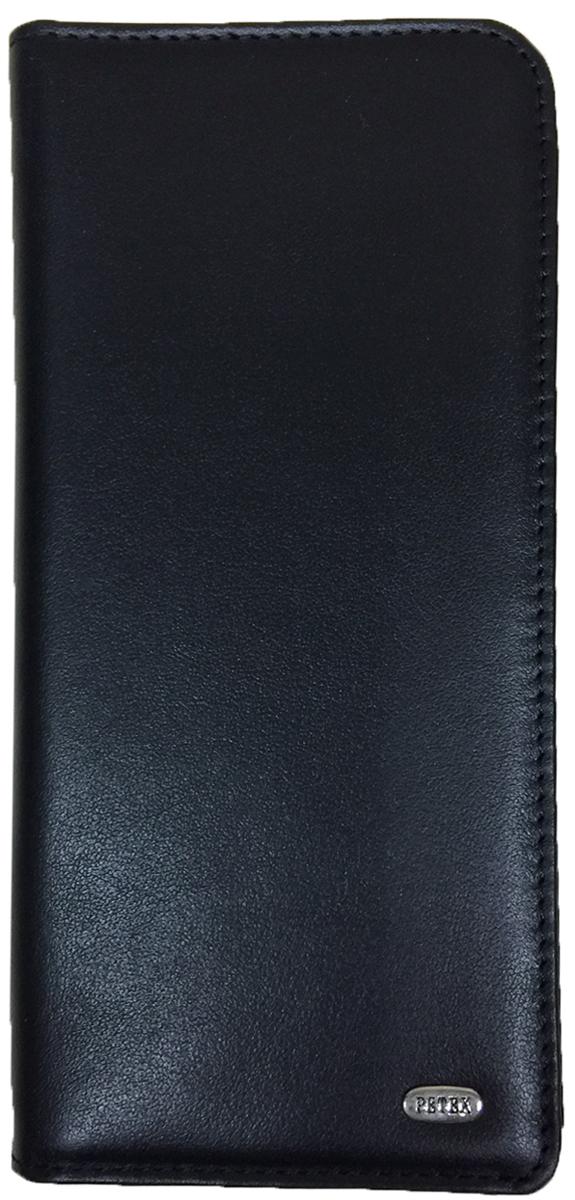 Футляр для очков Petek 1855, цвет: черный. 2636.000.01