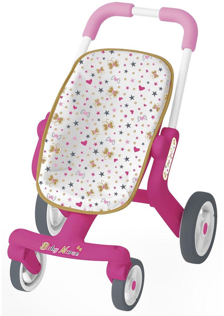 Smoby Транспорт для кукол Коляска Вaby Nurse smoby ходунки коляска для кукол