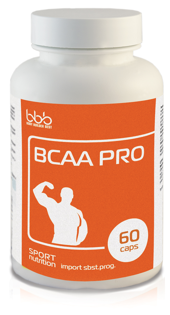 Cпециализированный продукт для питания спортсменов в период интенсивных тренировок в дополнение к основному пищевому рациону. Является источником незаменимых аминокислот с разветвленными боковыми цепями, L-лейцина, L-валина, L-изолейцина, составляющих 35% всех мышечных аминокислот. - Стимулирует синтез мышечного протеина. - Подавляет катаболизм (разрушение мышечных волокон). - Сокращает период восстановления после нагрузок.  - Подавляет аппетит. - Стимулирует сжигание жиров. Рекомендации по применению: использовать в программах по набору мышечной массы, в работе на рельеф и похудение.  Принимать 3 раза в сутки по 6-7 капсул, как при похудении, так и при наборе мышечной массы. Употреблять лучше утром натощак (для подавления утреннего катаболизма), за 30-40 минут до тренировки и сразу после тренировки.    Состав: L-лейцин - 1380 мг, L-валин - 720 мг, L-изолейцин - 600 мг.    Как повысить эффективность тренировок с помощью спортивного питания? Статья OZON Гид