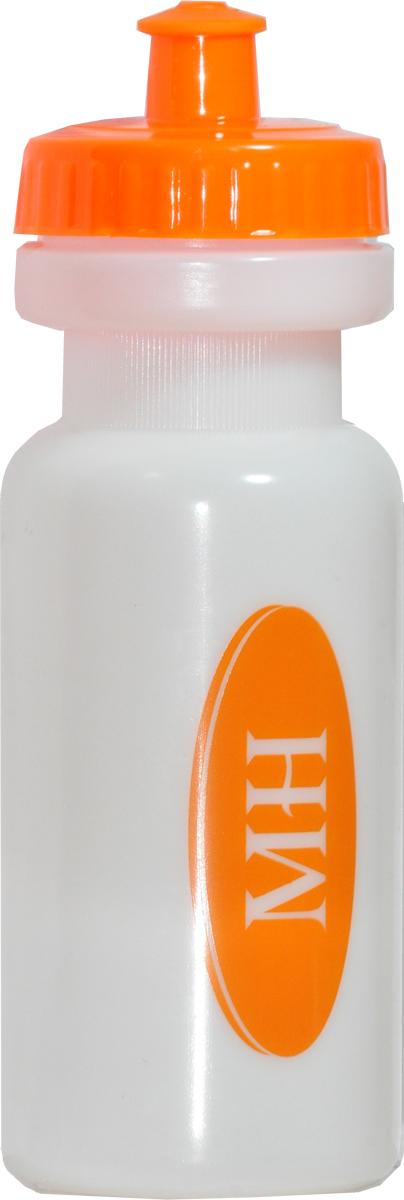 Шейкер Muscle Hit, цвет: белый, оранжевый, 500 мл105266Шейкер для приготовления высокоуглеводных, витаминно-минеральных напитков.Перед приготовлением напитка рекомендуется сначала залить воду или молоко в шейкер, потом засыпать сухую смесь и энергично взболтать.