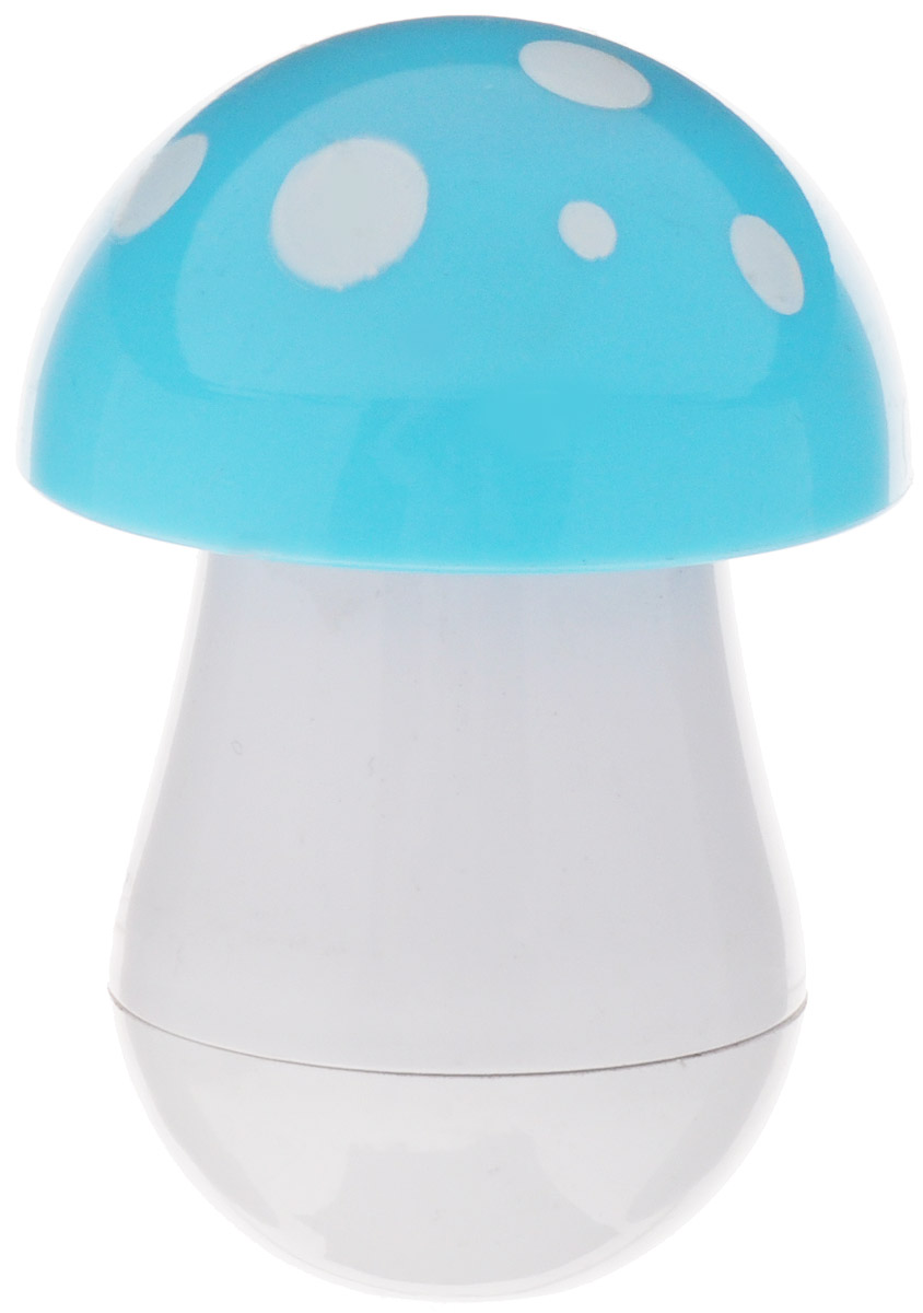 Эврика Ручка шариковая Гриб цвет шляпки голубой96547Миниатюрная ручка в виде цветного мухомора имеет телескопическое сложение, приятную округлую форму и удобный карманный формат. В собранном виде ручка может служить миниатюрным настольным сувениром.Стержень синего цвета, несменяемый.Такая ручка станет отличным подарком и незаменимым аксессуаром, она удивит и порадует любителей необычной канцелярии.