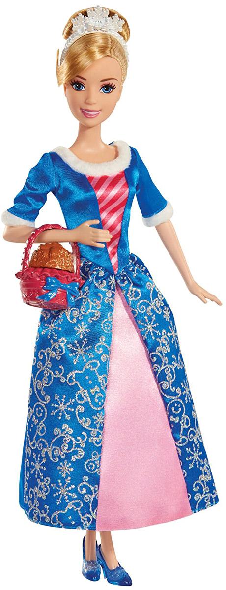 Disney Princess Кукла Золушка цвет платья синий розовый мозаики чудо творчество disney princess мозаика сингл золушка