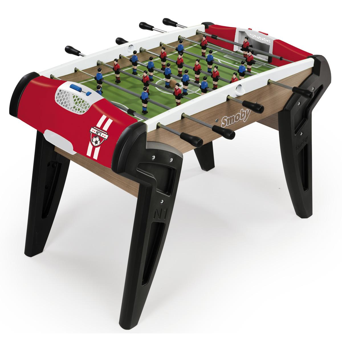 Smoby Футбольный стол 120 х 89 х 84 см
