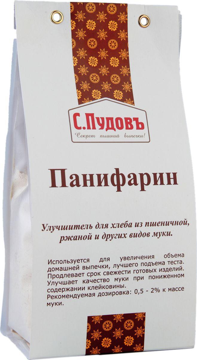 Пудовъ улучшитель хлебопекарный Панифарин, 250 г пудовъ мука ржаная обдирная 1 кг