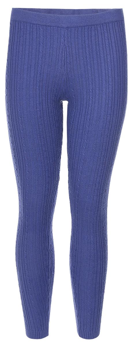 Леггинсы для девочки Sela, цвет: синий. PLGsw-615/177-6415. Размер 122, 7 летPLGsw-615/177-6415Теплые леггинсы для девочки Sela выполнены из мягкой эластичной пряжи. Леггинсы дополнены в поясе широкой резинкой. Модель оформлена вязаным узором.