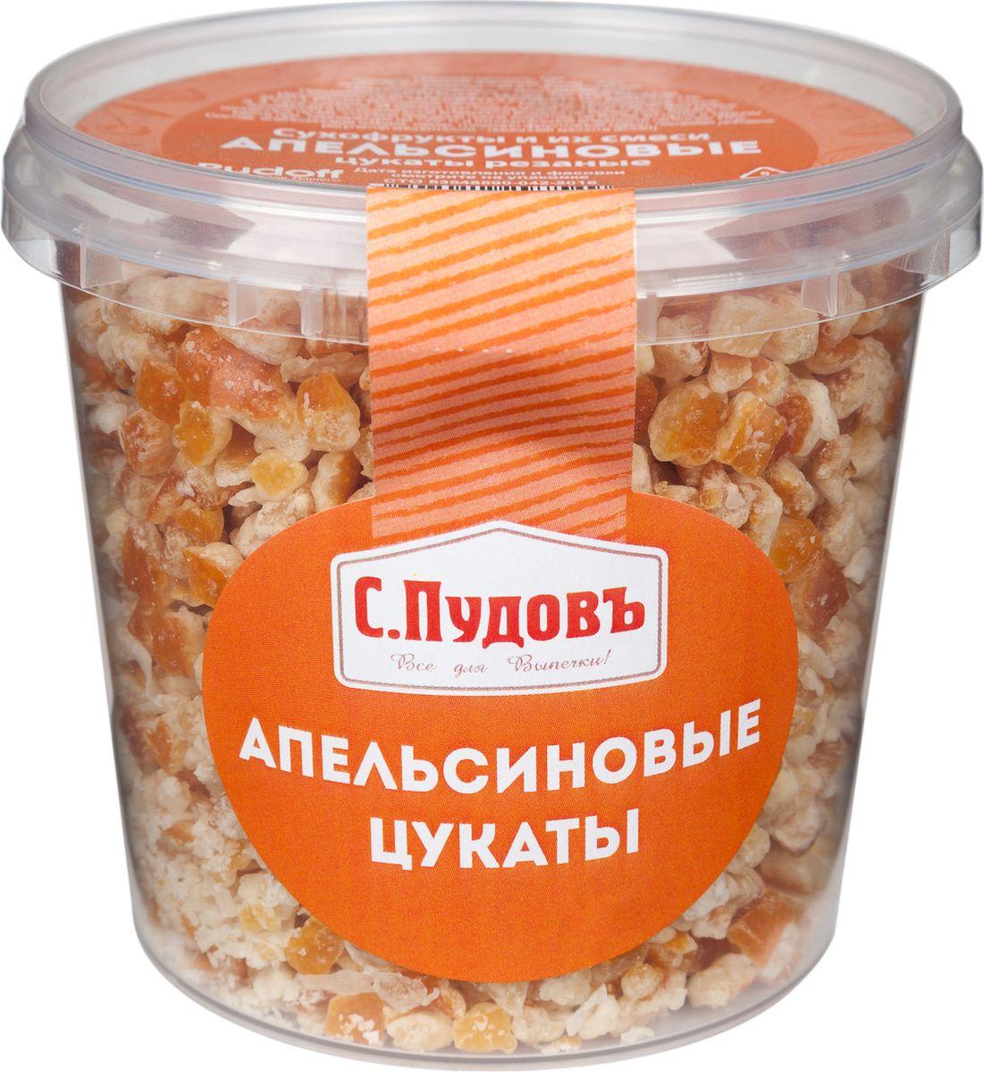 Пудовъ апельсиновые цукаты, 200 г пудовъ ванильный сахар 60 штук по 15 г