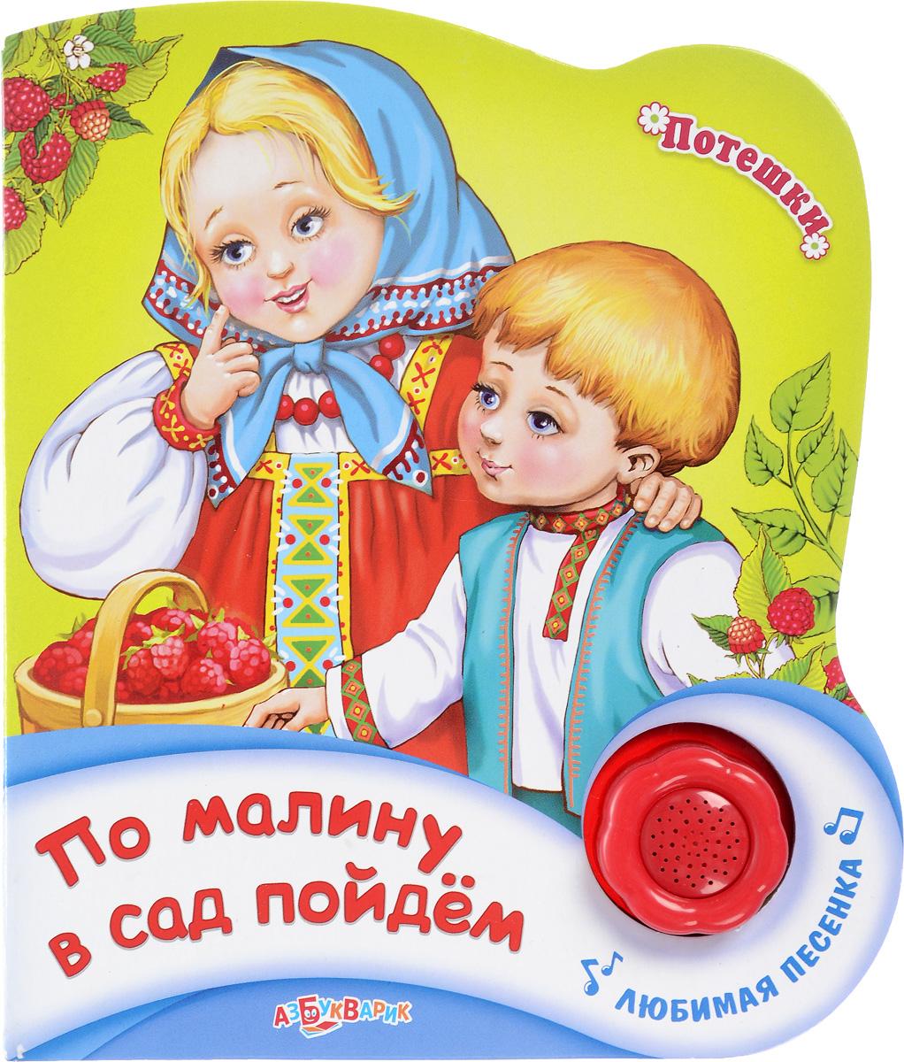Наталья Свистунова По малину в сад пойдем. Книжка-игрушка песенки для малышей книжка игрушка