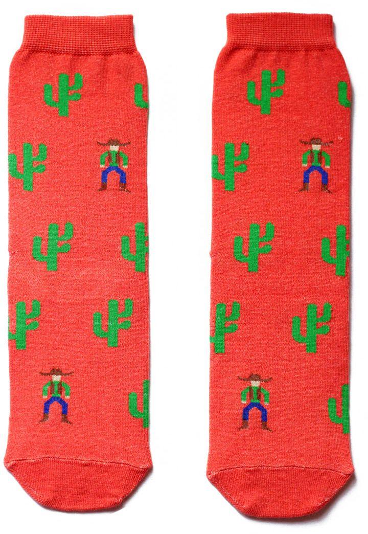 Носки женские Big Bang Socks, цвет: терракотовый. aw3121. Размер 35/39aw3121Женский носки Big Bang Socks изготовлены из высококачественного хлопка с добавлением полиамидных и эластановых волокон, которые обеспечивают великолепную посадку.Удобная резинка идеально облегает ногу и не пережимает сосуды, а удлиненный паголенок придает более эстетичный вид. Модель оформлена оригинальным принтом.
