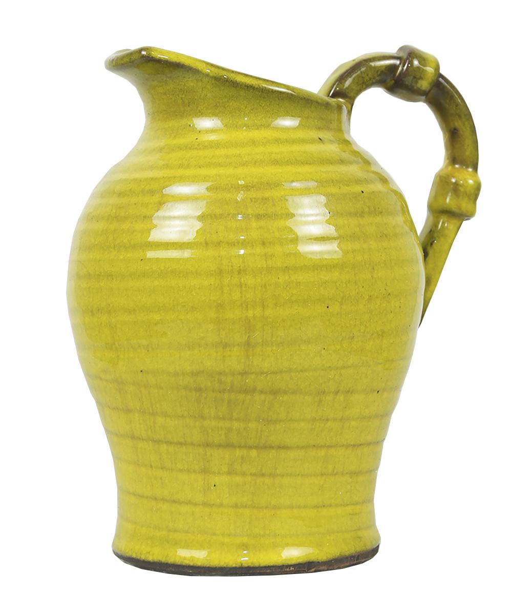Ваза-кувшин Этажерка Siane, с ручкой, высота 24 см вазы pavone ваза розы
