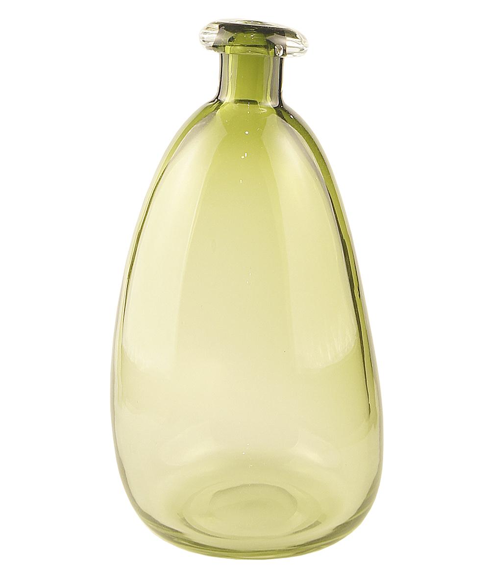 Ваза Этажерка Bottle, цвет: зеленый, высота 34 смXDG1141-34Ваза Этажерка Bottle выполнена из высококачественного стекла и имеет изысканный внешний вид. Такая ваза станет идеальным украшением интерьера и прекрасным подарком к любому случаю. Высота вазы: 34 см.