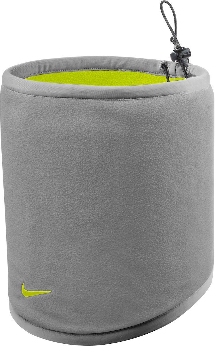 Шарф Nike Reversible Neck Warmer, цвет: серый, желтый. N.WA.53.072.OS. Размер универсальныйN.WA.53.072.OSСтильный двухсторонний шарф от Nike защитит шею от ветра в прохладную погоду. Данная модель выполнена из синтетического флисового материала. В верхней части имеется регулировочный элемент. Шарф Nike Reversible Neck Warmer может использоваться для активных видов спорта на открытом воздухе.
