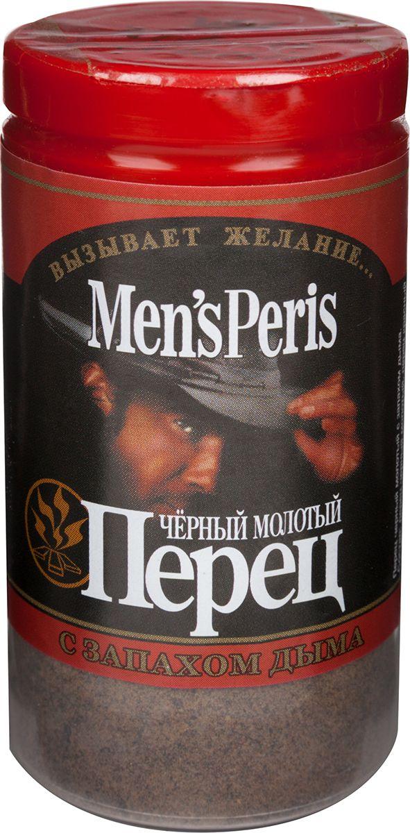 Mens Peris перец черный молотый с запахом дыма, 35 г черный перец молотый mensperis классический 35 г