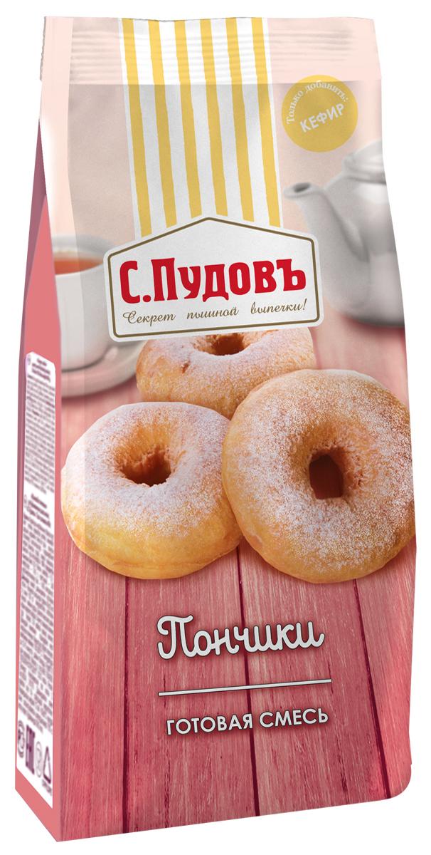 Пудовъ пончики, 400 г пудовъ мука гороховая 400 г