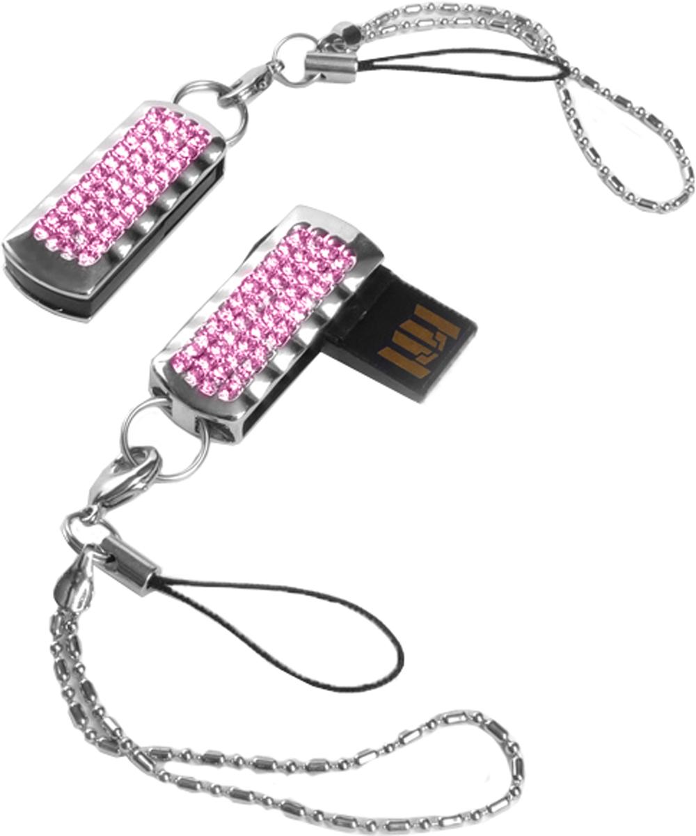 QUMO Ice Rose 8GB USB-накопитель - Носители информации