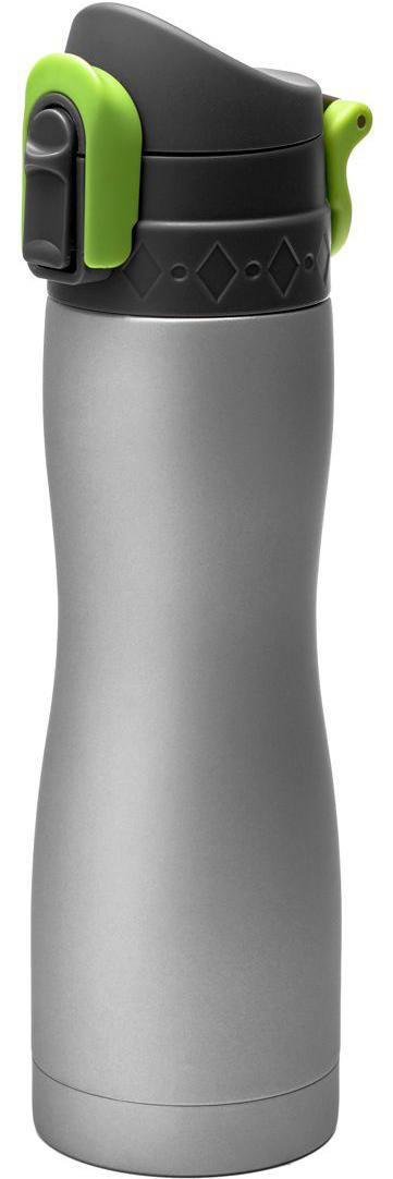 Кружка-термос дорожная Walmer Silver, 500 мл. W24001950W24001950Дорожная кружка-термос Walmer Silver – это идеальное решение для тех, кто любит экстремальный отдых и постоянно находится в движении. «Silver» подходит не только для хранения чая, кофе и других горячих жидкостей, но и охлажденных соков и минеральной воды. Благодаря конструкции крышки, которая напоминает пробку, «Silver» не только сохраняет температуру, но и препятствует дегазации прохладительных напитков. Температура напитка сохраняется на протяжении 10-12 часов в зависимости от температуры воздуха. Объем кружки-термоса: 500 мл. Высота кружки-термоса: 26,5 см.