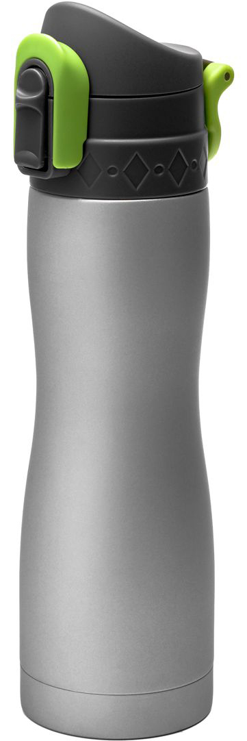 Кружка-термос дорожная Walmer Silver, 500 мл. W24001950